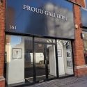 Proud Galleries, London, Bowie paintings