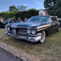 Ludgershall Bike Night, Cadillac