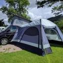 Fforest Fields Campsite, Van the Van