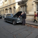 Filming Endeavour