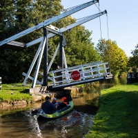 Shropshire Union Canal Llangollen Branch at Wrenbury