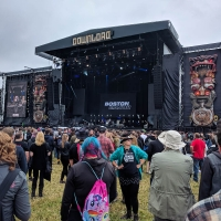 Main Stage at Download 2018
