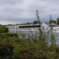 River Seine at Les Andelys