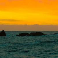 Doubtful Sound sunst