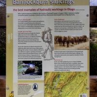 Bannockburn Sluicings