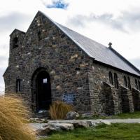 Church of the Good Shepherd, Tekapo