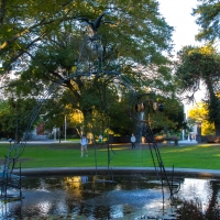 Christchurch Hagley Park