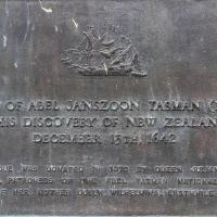 Abel Tasman monument