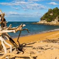 Tata beach in the Abel Tasmin
