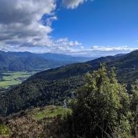Drive over the Takaka Hill