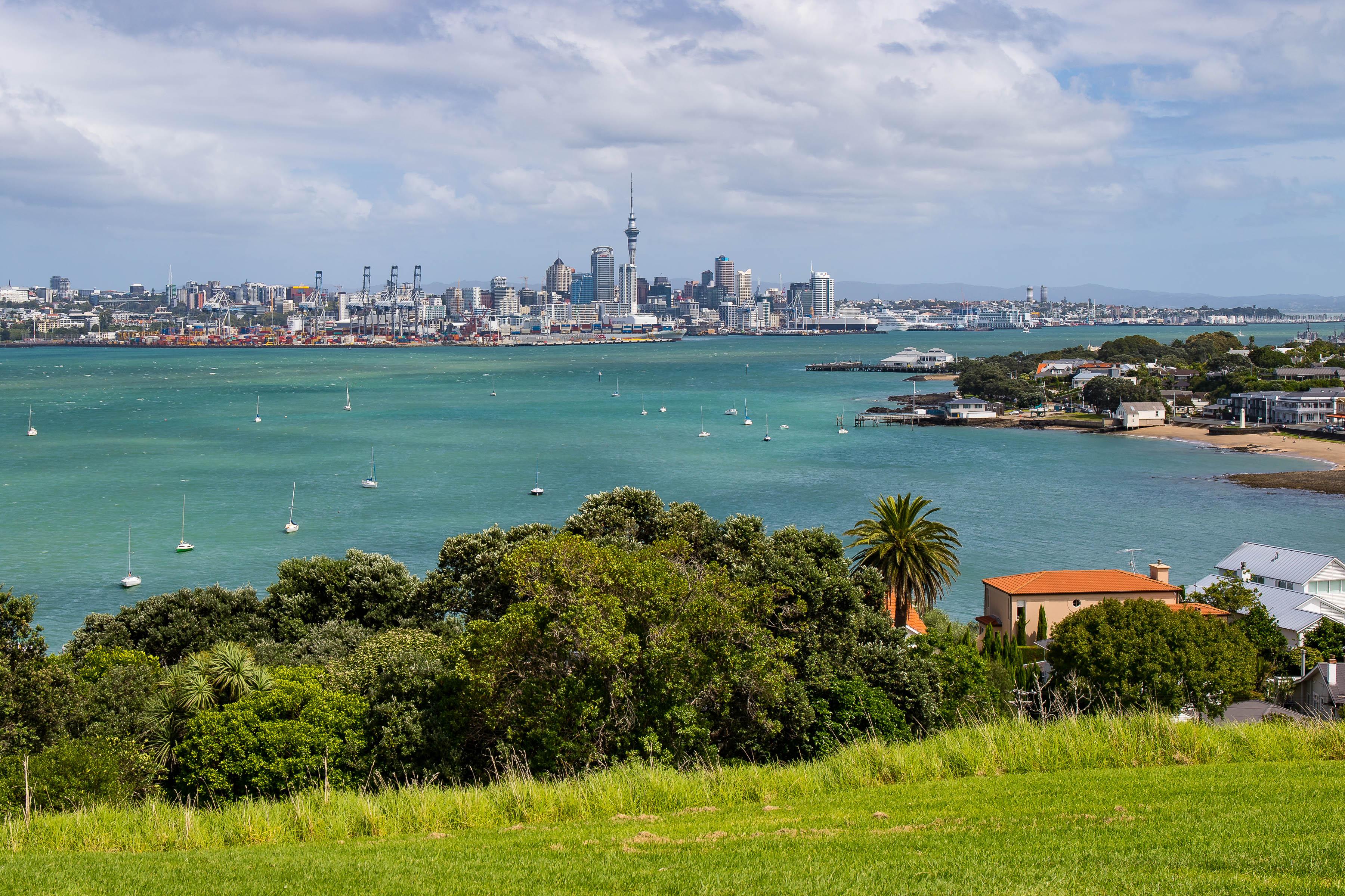 Berita New Zealand Gallery: Auckland And Devonport