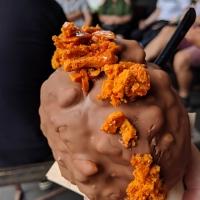 Ice cream from Giapo