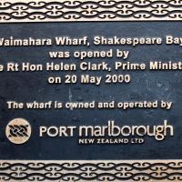 Waimahara Wharf