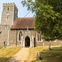 Great Saling, Saint James Church