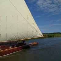 Waterway to Hickling Broad
