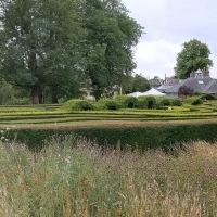 Balsham Manor Maze
