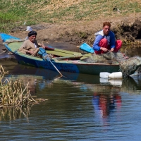 Nile River Scenes