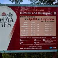 Tumulus Dissignac