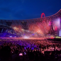 Muse at London Olympic Park