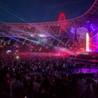 Muse at London Olympic Park458