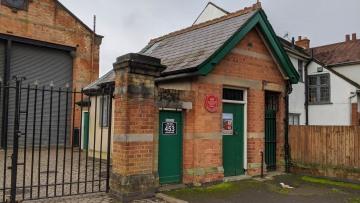 Stoneygate Tram Depot, 1904-1922