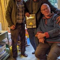 The Glastonbury Three