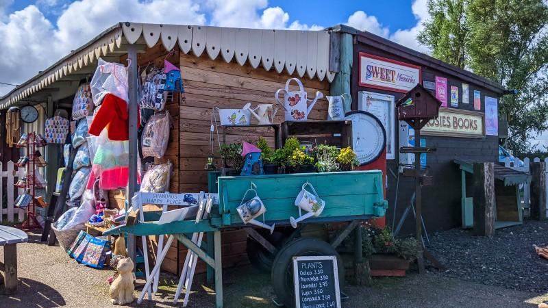 North Norfolk - Poppylands Tearoom