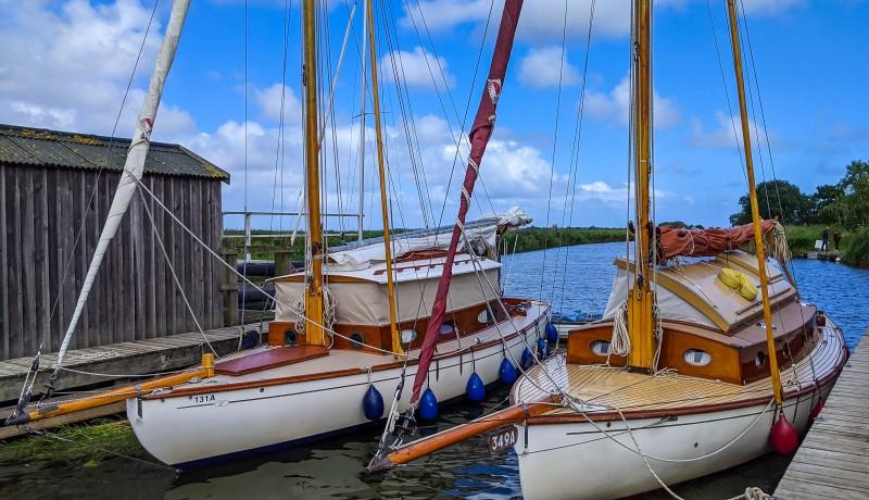 North Norfolk - Martham Boats