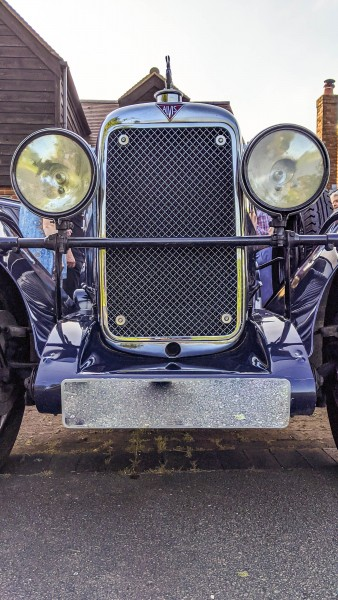 784 Alvis 12-60 TL Beetle Back (1932)
