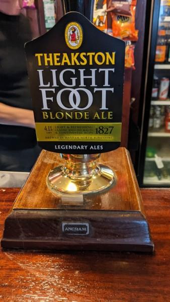 Beer at the Black Rock, Wakefield