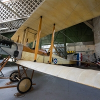 Boscombe Down Aviation Collection, BE2b