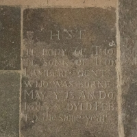 Salisbury Cathedral, Lambert Gent