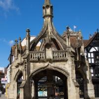 Salisbury city walk, Market Cross