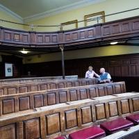 Salisbury city walk, The Old Court