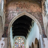 Salisbury city walk, St Thomas & St Edmunds's Church