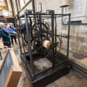 Salisbury Catherdral Clock, the oldest working clock