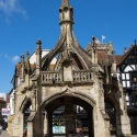 Salisbury city walk, Market Cross