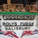 Salisbury Fudgehenge