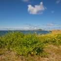 View of Lihou Island and L'Eree