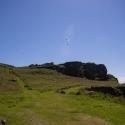 Paragliders over Pleinmont