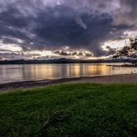 Puriri Bay sunset