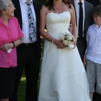 Wedding Edwina Blasdale and James