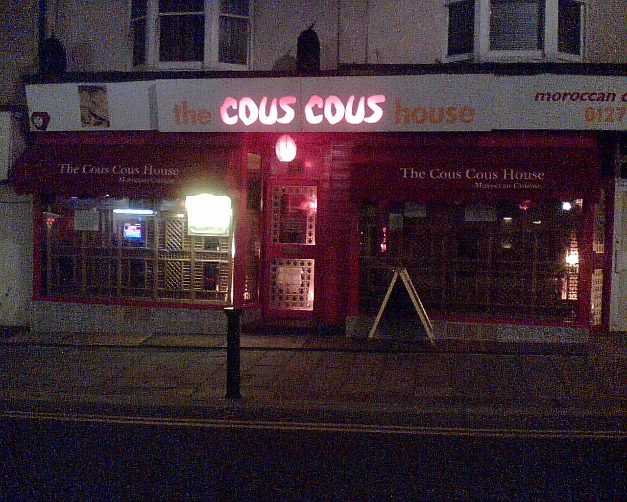 The  Cous Cous
