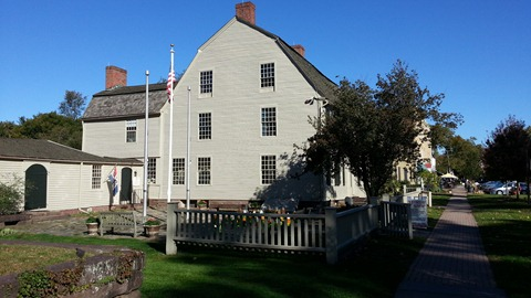 Webb-Deane-Stevens Museum Wethersfield