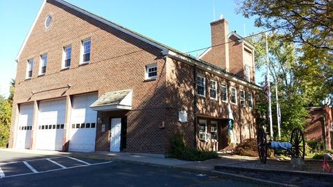 Wethersfield fire station