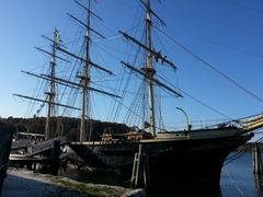 Joseph Conrad Mystic Seaport
