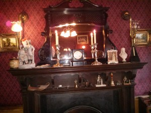 The Slipper, Sherlock Holmes Museum