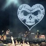 Alexisonfire playing Reading Festival 2015