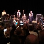King Crimson at the Aylesbury Waterside Theatre