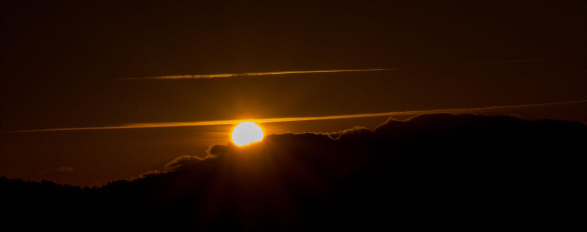 Xalo Spain - sunrise